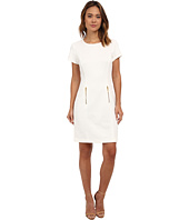 rsvp - Claire Zipper Pockets Dress