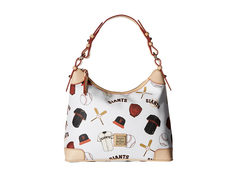 Dooney & Bourke - MLB Giants Large Hobo (Giants) Hobo Handbags