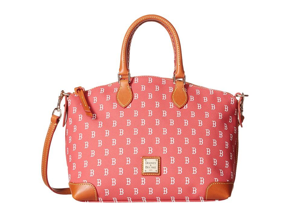 Dooney & Bourke - MLB Satchel 2015 (Red Sox) Satchel Handbags