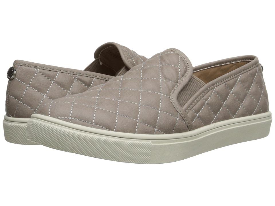 Steve Madden Ecentrcq Grey Womens Slip on Shoes