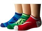Nike Kids Graphic Cotton Cushion Low Cut 3-Pair Pack