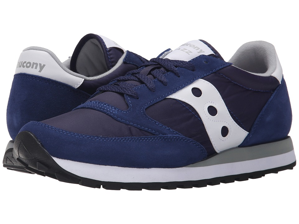 Saucony Originals - Jazz Original (Blue) Men