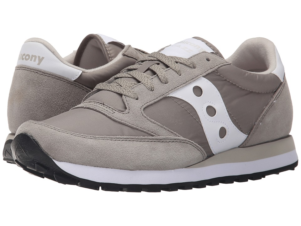 Saucony Originals - Jazz Original (Light Grey) Men