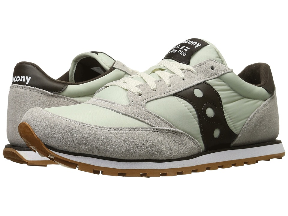 Saucony Originals - Jazz Low Pro (Light Tan) Men