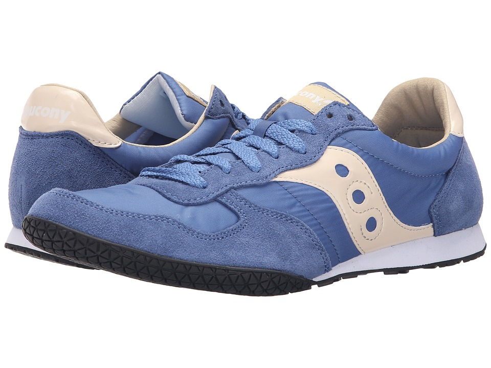 Saucony Originals Bullet Blue Mens Classic Shoes