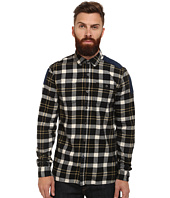 Scotch & Soda - Brushed Flannel Workwear Shirt
