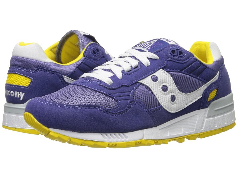 Saucony Originals Shadow 5000 Purple Womens Classic Shoes