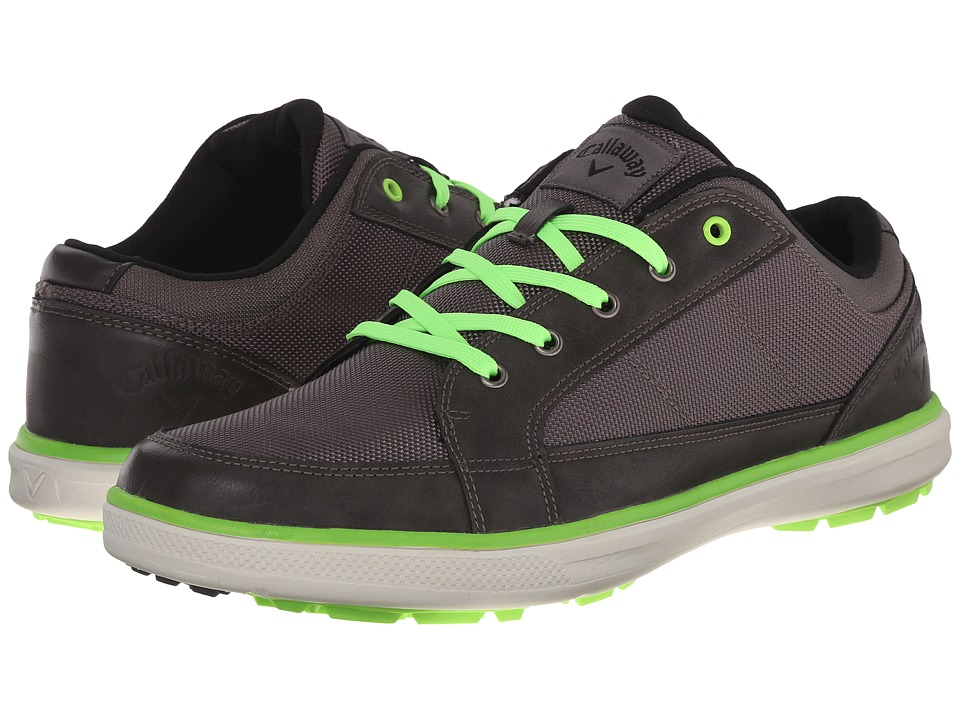 Callaway - Del Mar Ballistic (Grey/Grey/Lime) Men