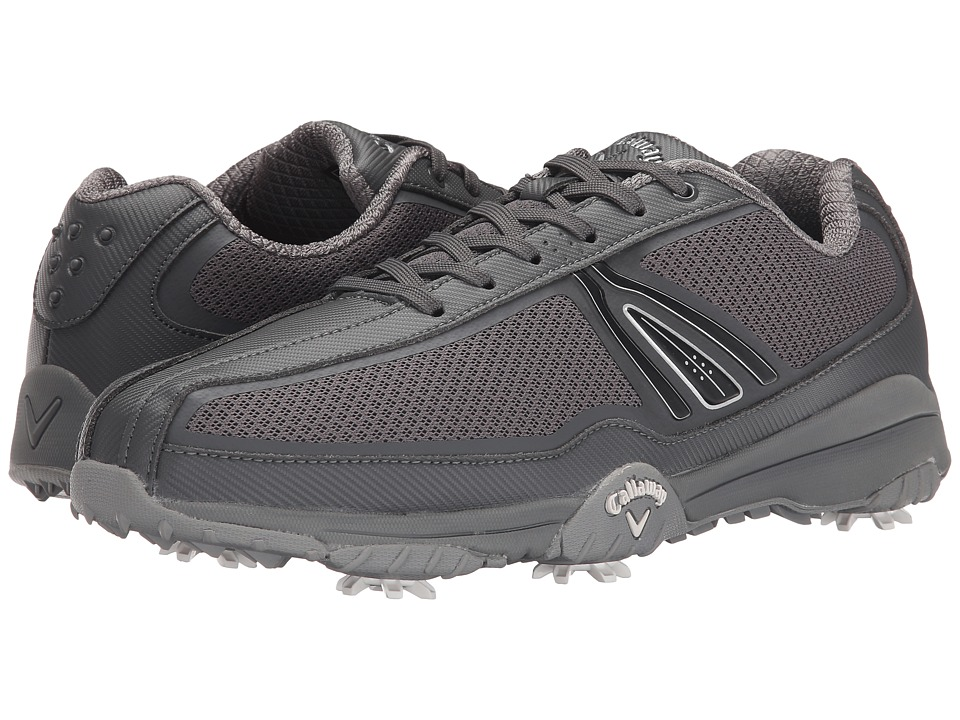 Callaway Chev Aero II Grey/Grey Mens Golf Shoes