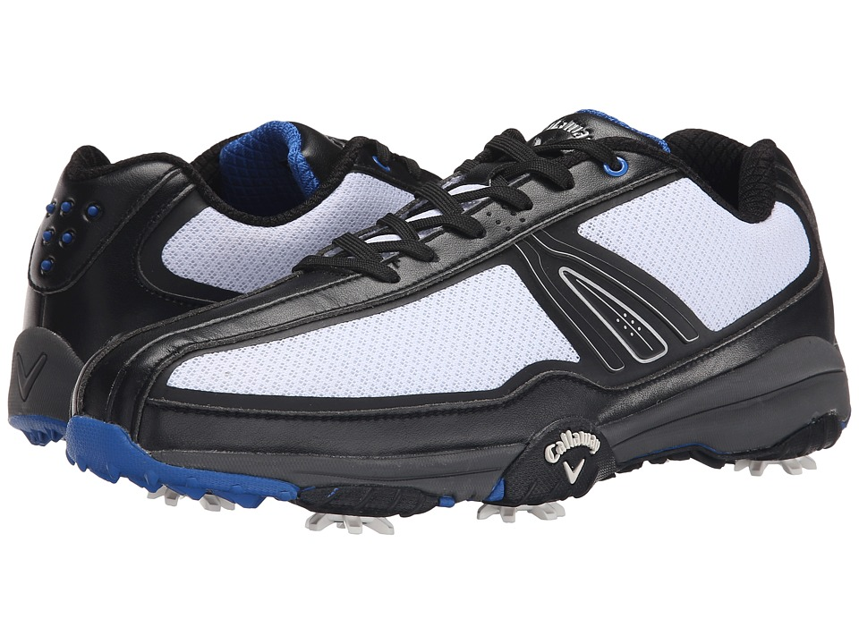 Callaway Chev Aero II (White/Black/Blue) Men