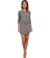 Chaser - Drape Back Shirttail Pocket Dress