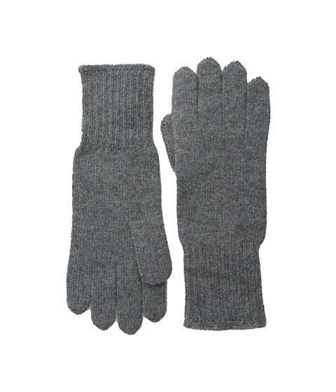 Hat Attack Cashmere Glove - Charcoal 1