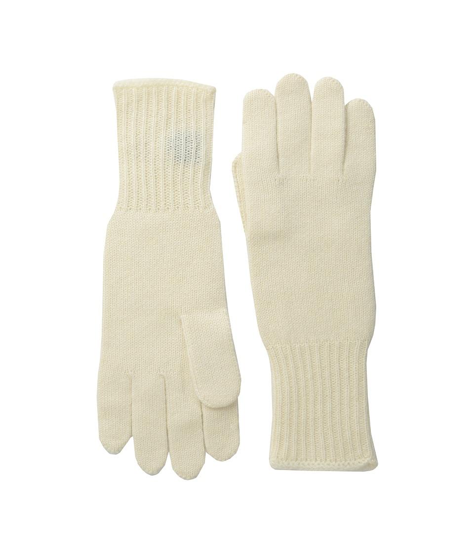 Hat Attack Cashmere Glove (Ivory 1) Dress Gloves
