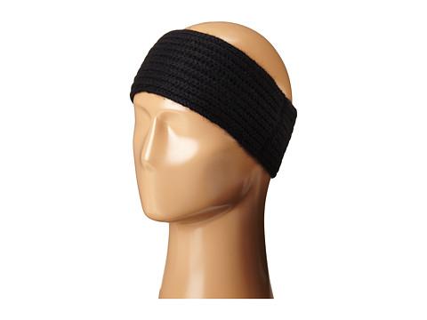 Hat Attack Cashmere Headband - Black