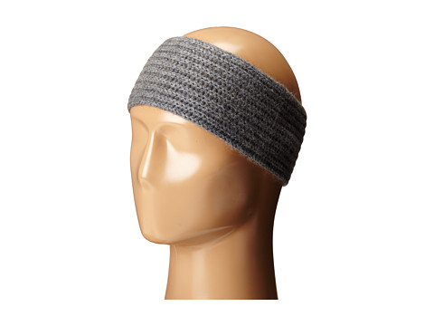 Hat Attack Cashmere Headband - Charcoal