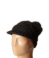 Hat Attack - Knit Cap with Pom