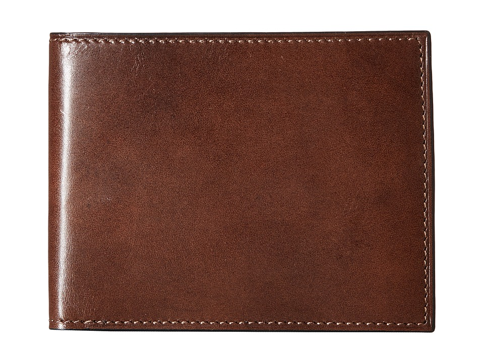 Bosca - Old Leather Collection - Executive ID Wallet (Teak) Bi-fold Wallet
