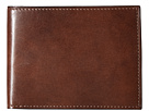 Bosca Old Leather Collection Executive ID Wallet (Teak)