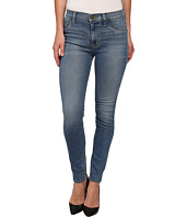 Hudson - Barbara High Rise Skinny Jeans in Vague