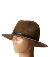 Hat Attack - Velour Luxury Classic Fedora