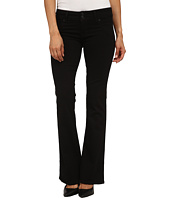 Hudson - Petite Signature Bootcut Jeans in Black