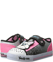 SKECHERS KIDS - Shuffles 10575N Lights (Toddler/Little Kid)