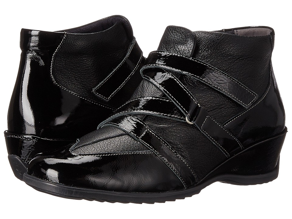 Spring Step - Allegra (Black 1) Women