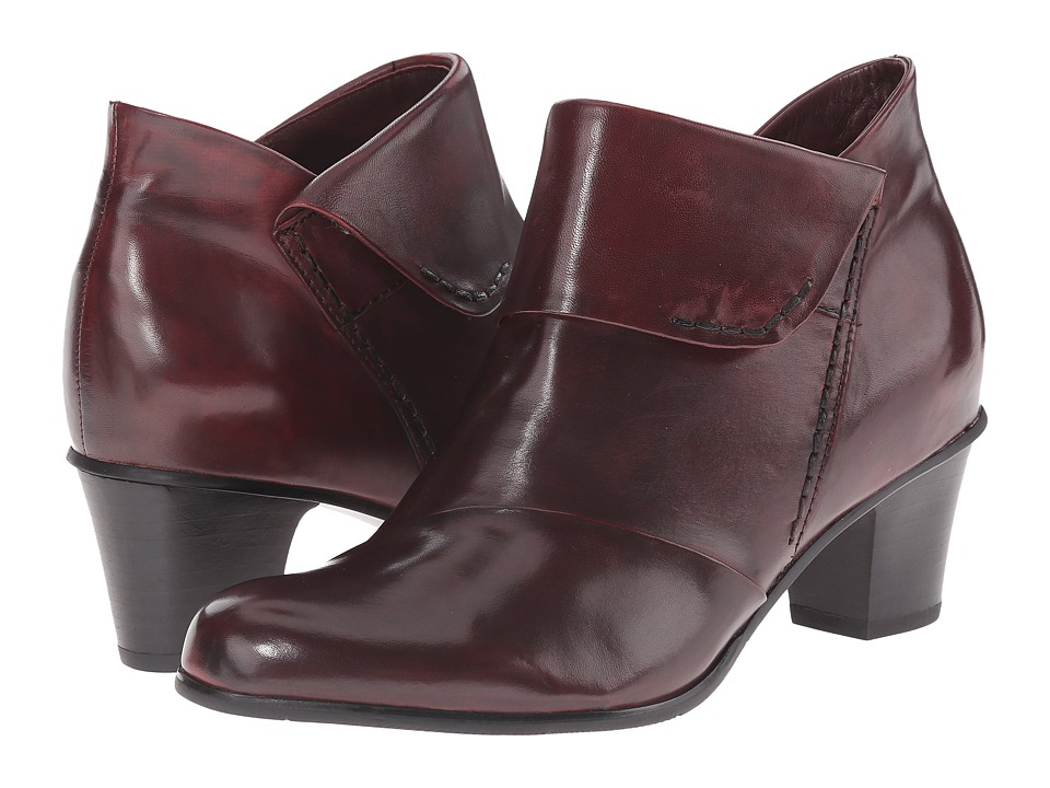 Spring Step Azzuro (Bordeaux) Women