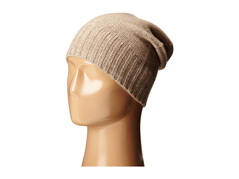 Hat Attack Cashmere Slouchy - Taupe