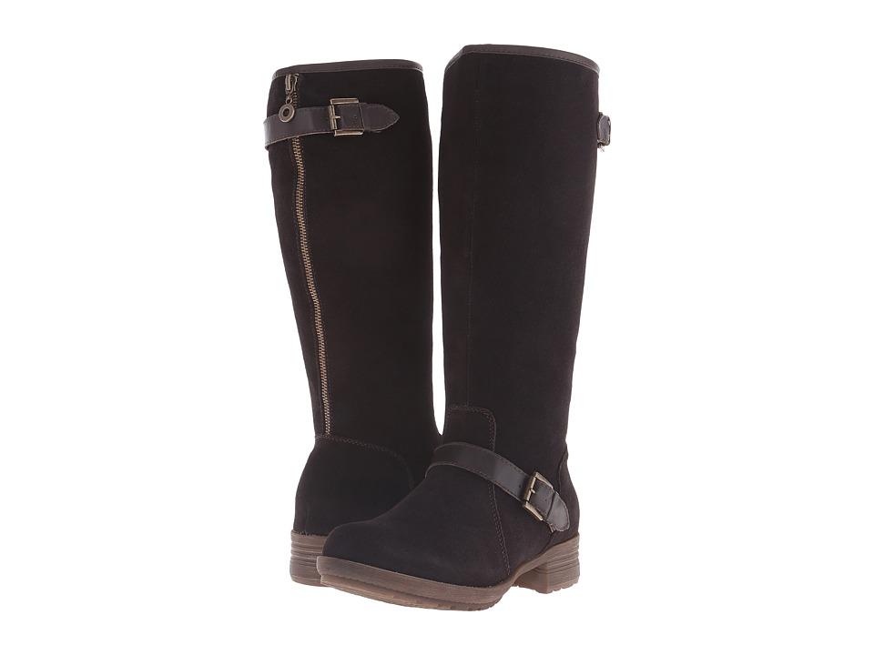 Spring Step Baytree Dark Brown Womens Shoes