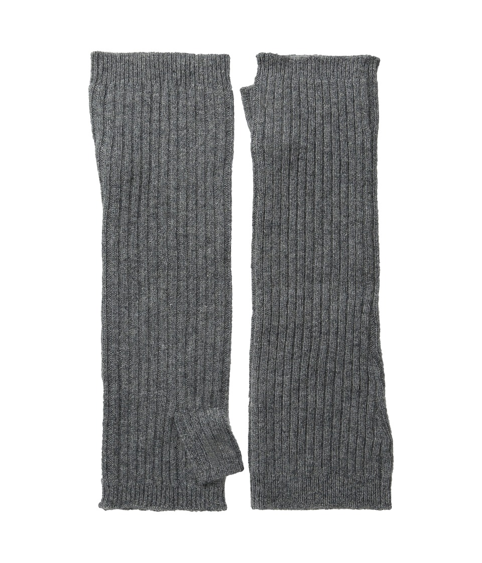 Hat Attack - Cashmere Arm Warmer (Charcoal) Extreme Cold ...
