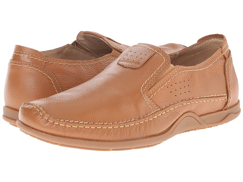 Spring Step Camillo Brown Mens Shoes