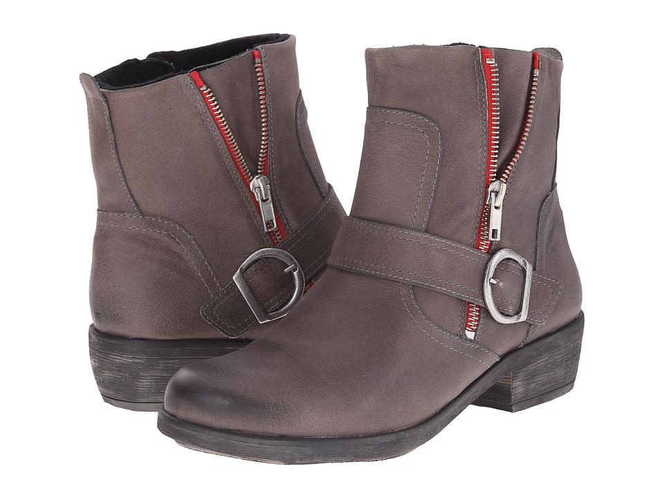 Spring Step Chickadee Grey Womens Shoes