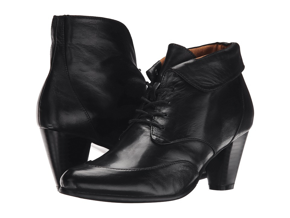 Spring Step Conquer (Black) Women's Shoes