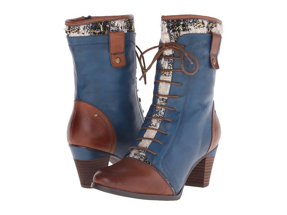 Spring Step - Quintus (Blue) Women