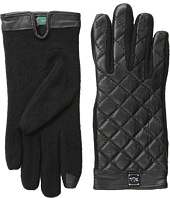LAUREN by Ralph Lauren - Quilted Logo Cube Touch Glove