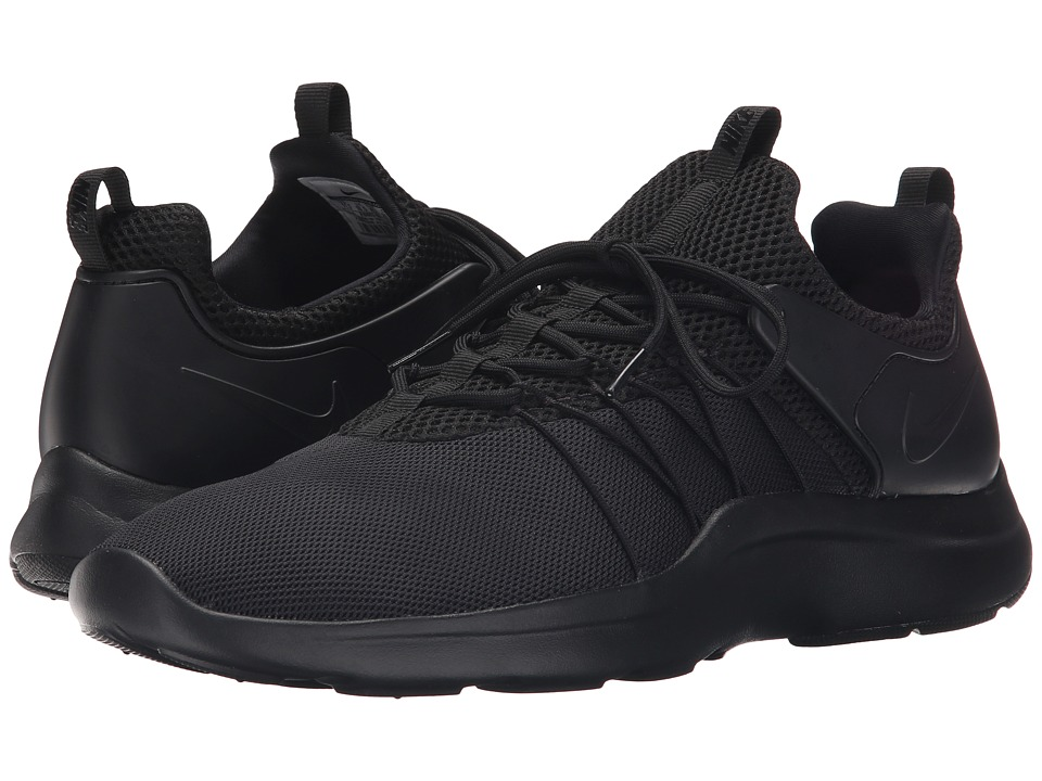 Nike Darwin Black/Black/Black Mens Running Shoes