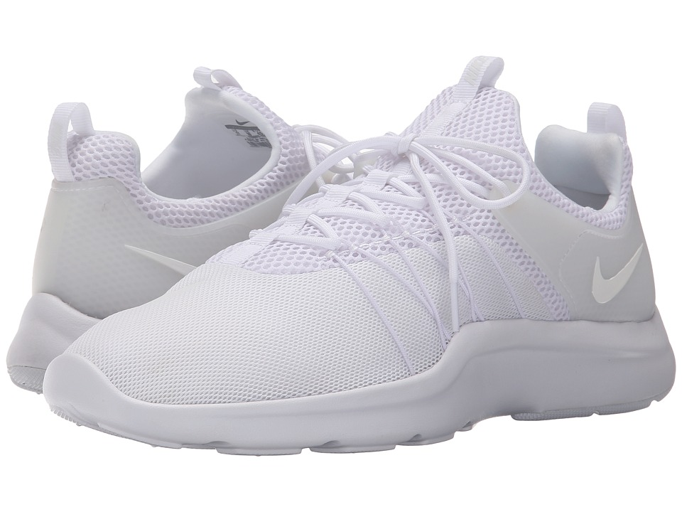 Nike Darwin White/White/White Mens Running Shoes