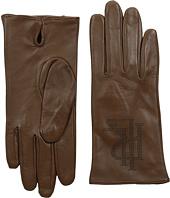 LAUREN by Ralph Lauren - Perfed Logo Glove