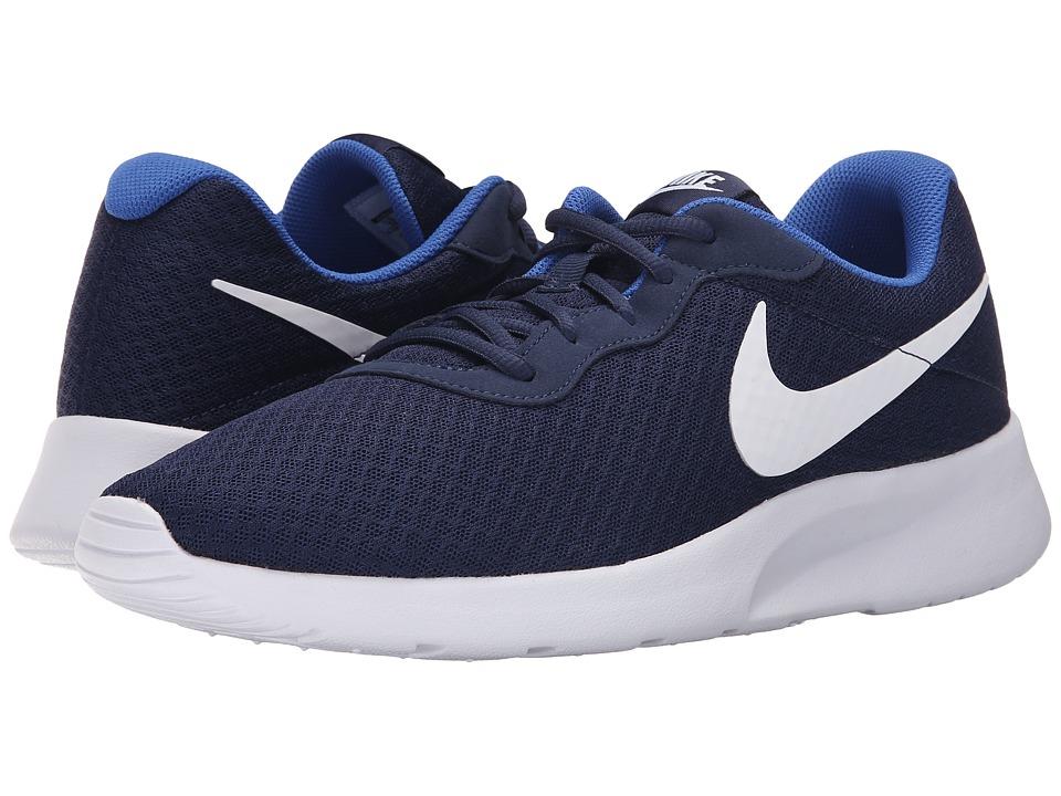 ... UPC 685068835704 product image for Nike - Tanjun (Midnight Navy/Game  Royal/White UPC 685068835704 product image for Nike Men's Tanjun Running  Sneaker ...
