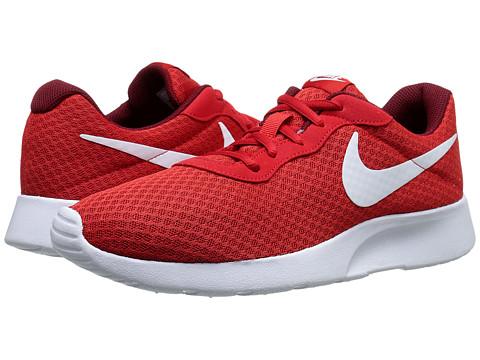 Nike Tanjun - University Red/Team Red/White