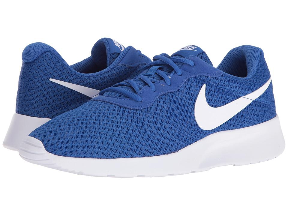 Nike - Tanjun (Game Royal/White) Mens Running Shoes