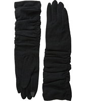 Echo Design - Touch Long Rouched Gloves