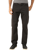UNIONBAY - Belted Straight Five-Pocket Pants