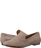 Yosi Samra - Preslie Kid Suede Slipper with Stud Detail