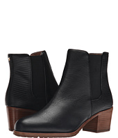 Yosi Samra - Liberty Tuscany Leather Boot with Lagarto Leather Back