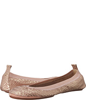 Yosi Samra - Samara Frosted Croco Leather Fold Up Flat