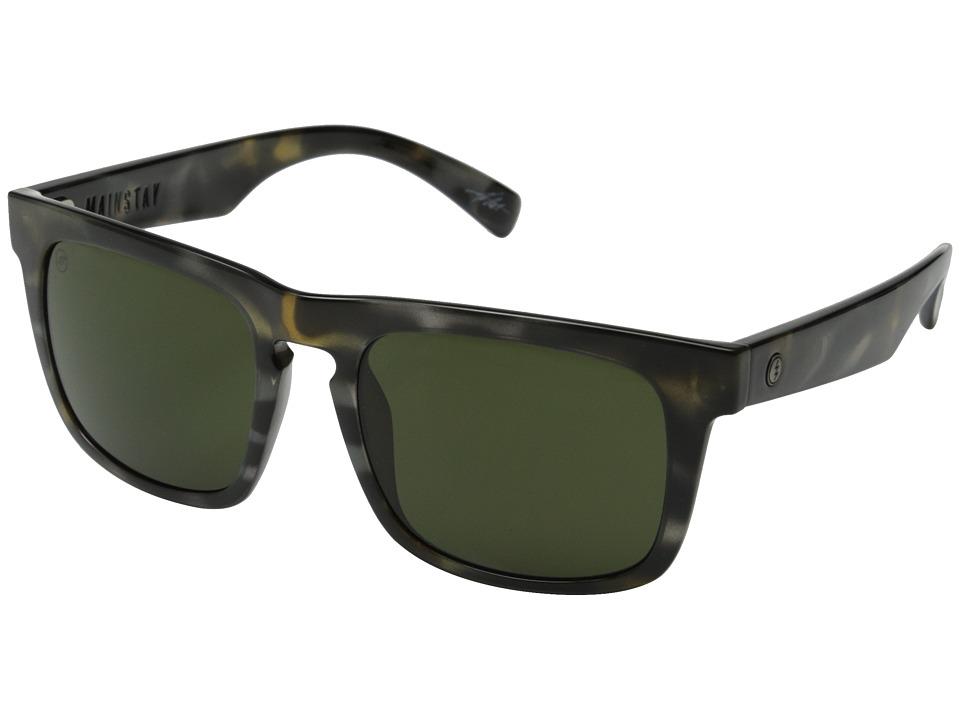 Electric Eyewear Mainstay Vintage Tort Grey/Melanin Grey Sport Sunglasses