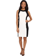 MICHAEL Michael Kors - Sleeveless Color Block Dress