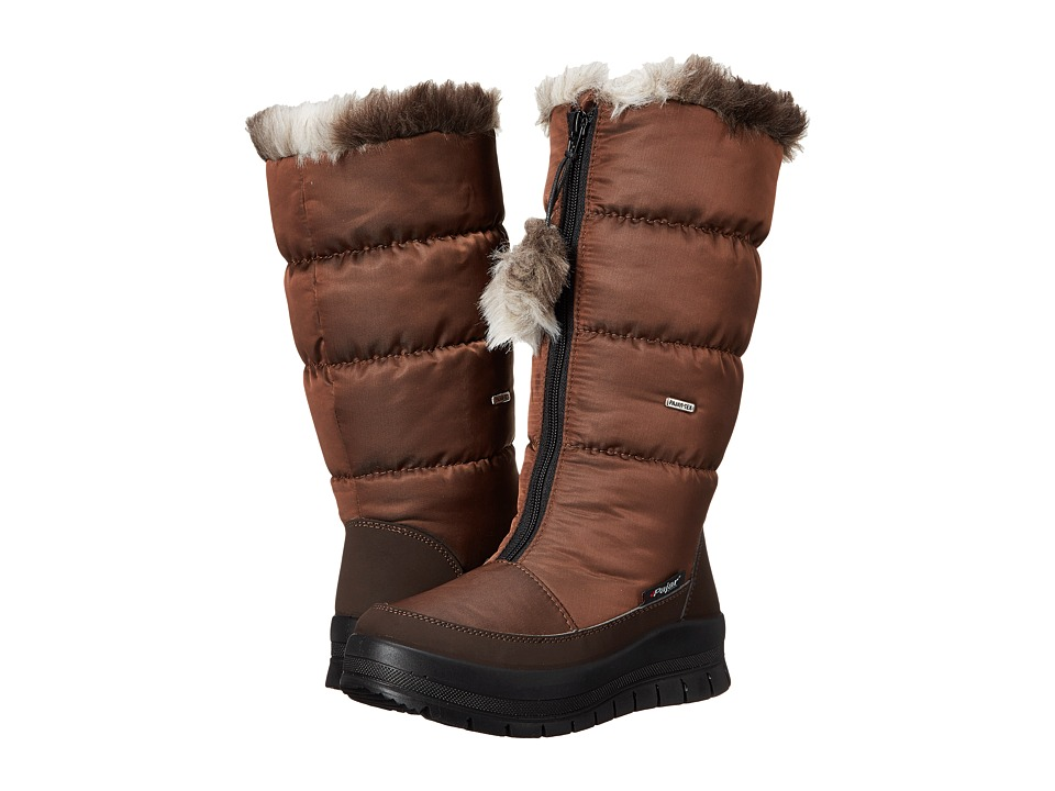 Pajar CANADA Toboggan 2 Boot Brown Womens Cold Weather Boots